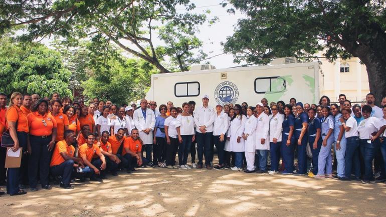 Operativo Médico – Comunidad de Mendoza, S. D. Este
