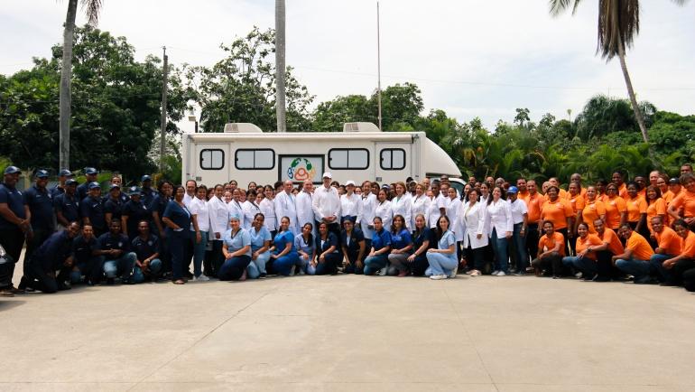 Operativo Médico– Comunidad de Jacagua